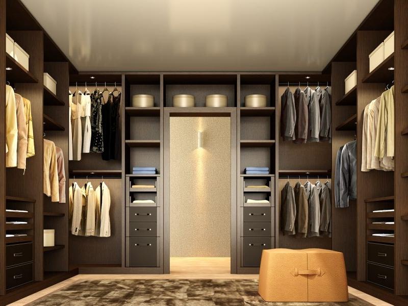 Inspirasi Desain Walk In Closet Untuk Hunian Minimalis. Anda Harus Coba!