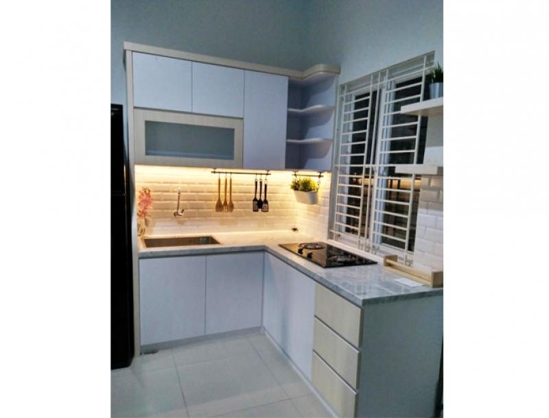 Kitchen Set Minimalis Kelapa Gading