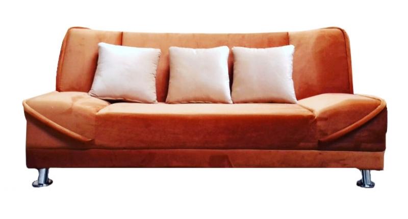 Sofa Bed Orange