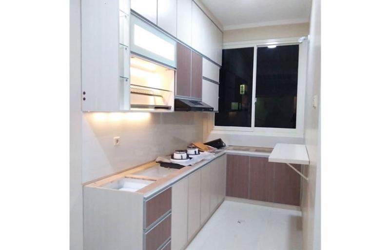 Kitchen Set di Ruang Sempit